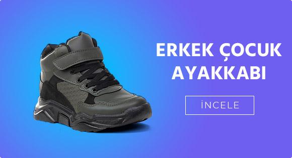 Kaliteli ve Ucuz Erkek Çocuk Ayakkabıları